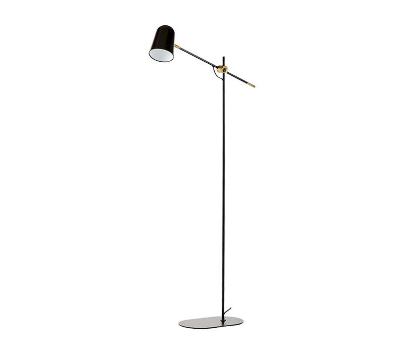 Bureau Floor Lamp
