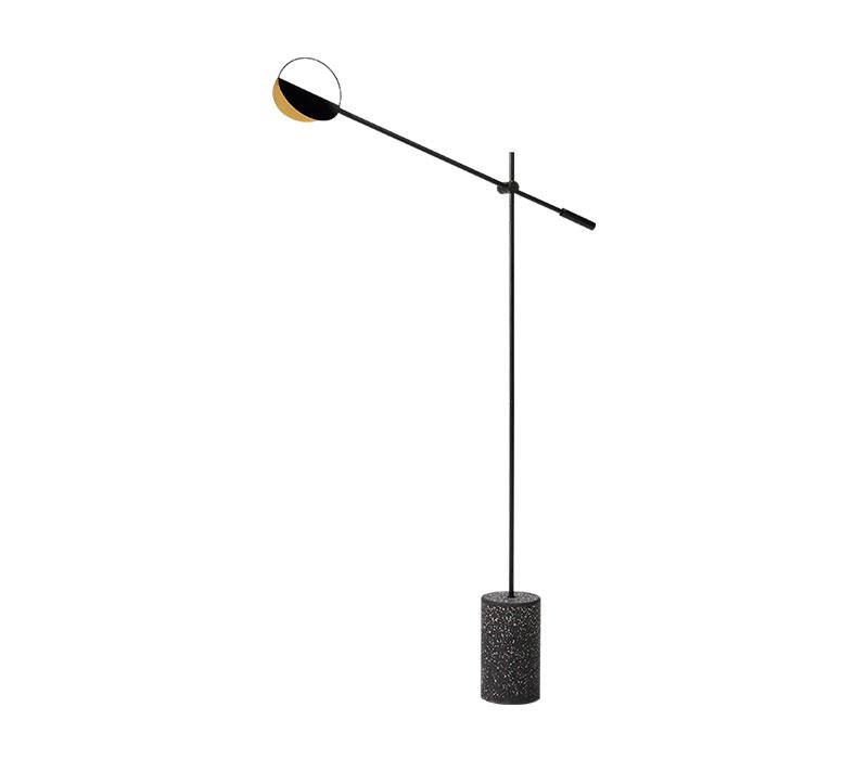 Leaves Floor Lamp