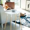 Plain Side Table Rectangle