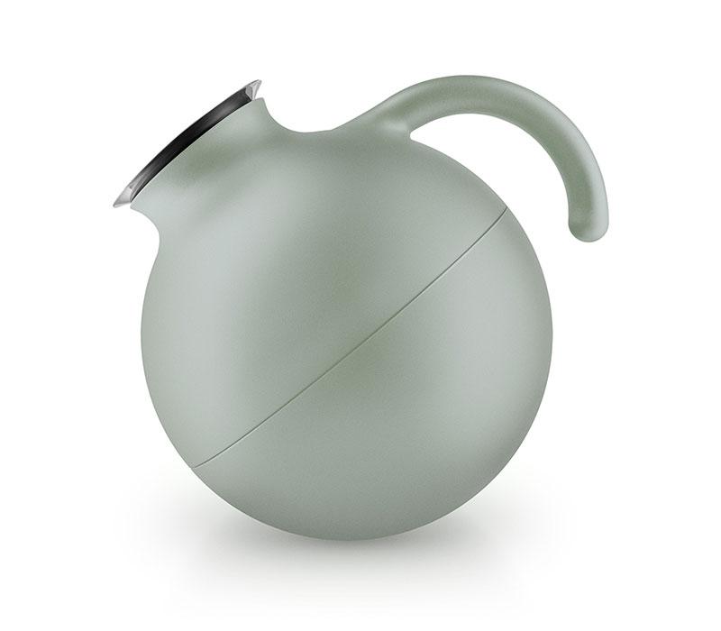 Globe Vacuum jug Nordic green