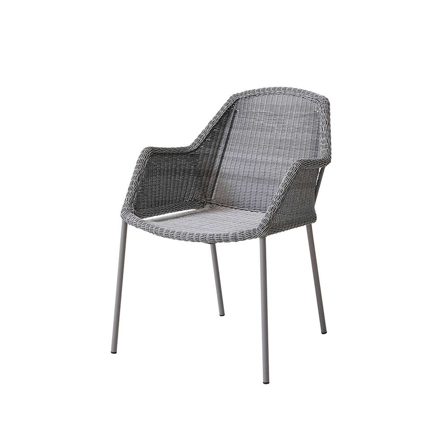 DINING CHAIR GRAY