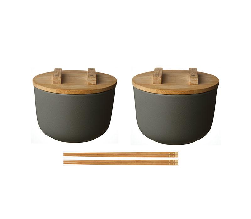Kkini Bowl Set