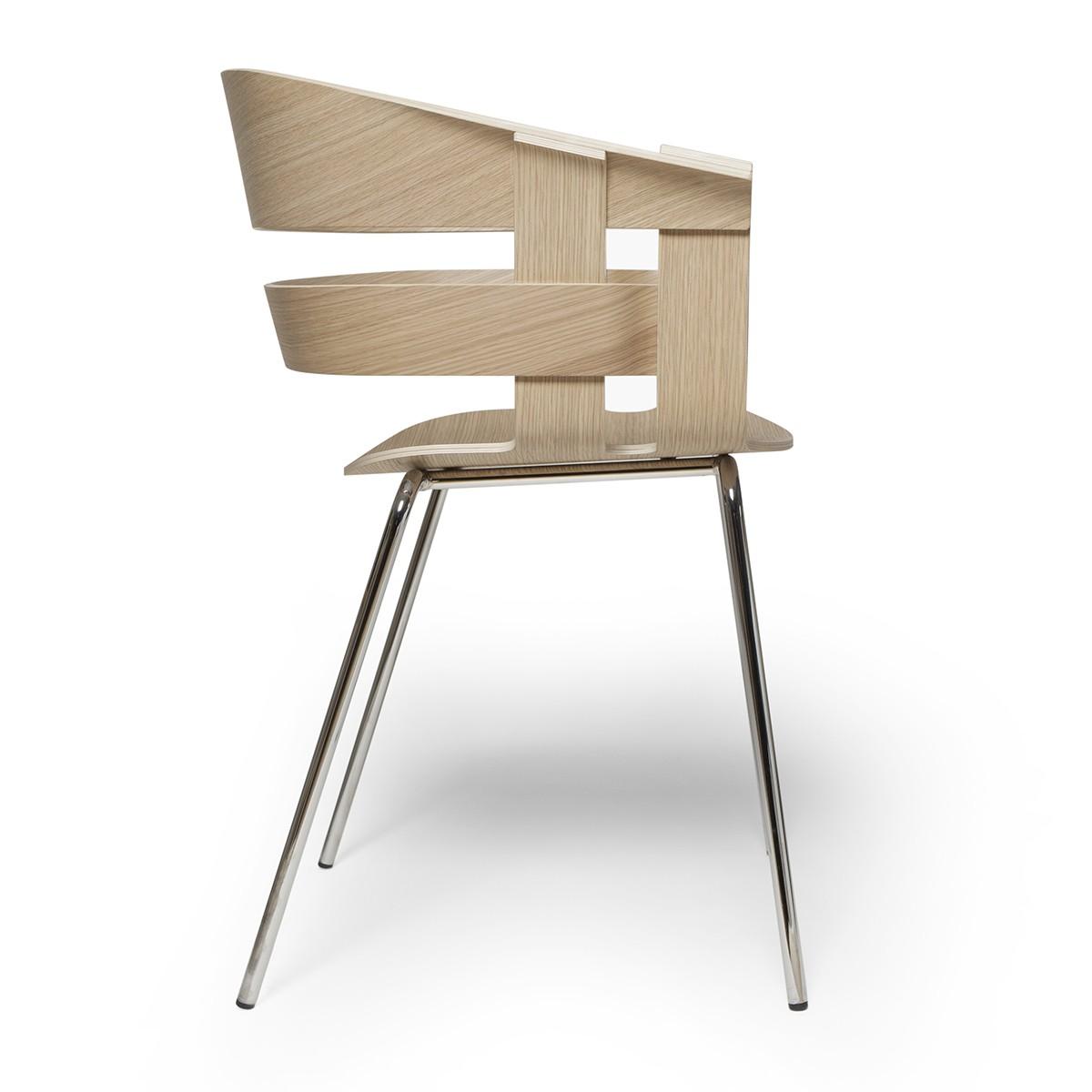 Wick Chair (Steel Legs)
