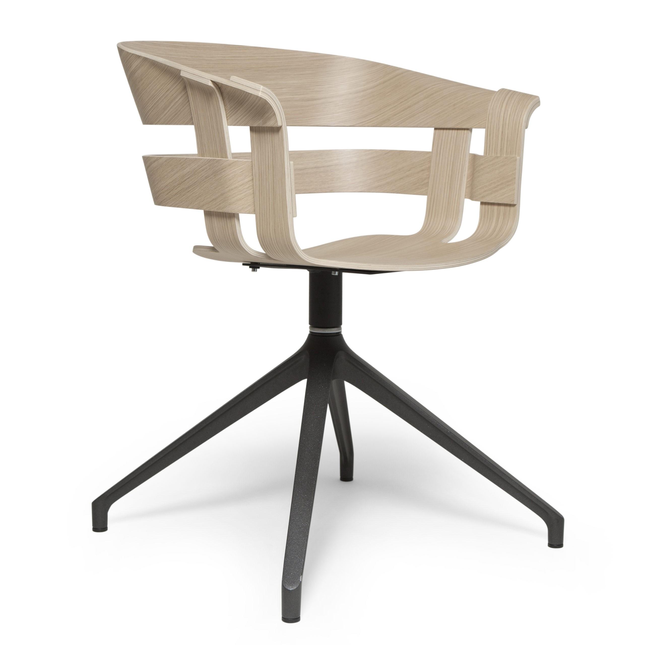 Wick Swivel Chair