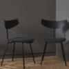 Bird Chair Black
